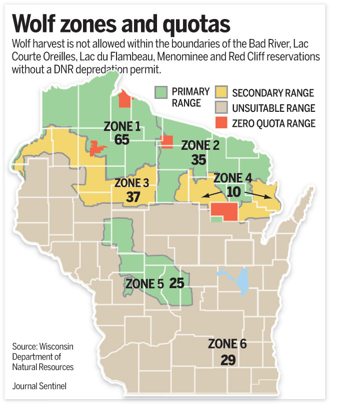 Wisconsin Wolves At Risk  Midwest Environmental Advocates